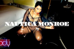 Nautica Monroe shoots with KG BODY