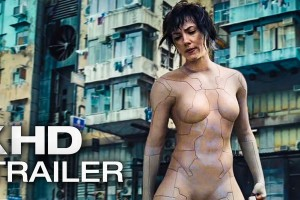 GHOST IN THE SHELL Trailer – 2017