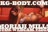 NSFW – Moriah Mills 100% Nude Webcam Video