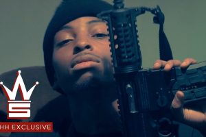 "22 Savage ""Ain't No 21"" (WSHH Exclusive – Official Music Video)"