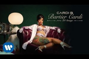 Cardi B – Bartier Cardi (feat. 21 Savage) [Official Audio]