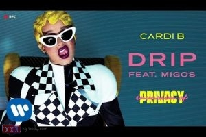 Cardi B – Drip feat. Migos [Official Audio]