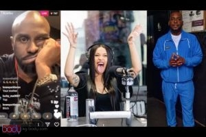 Cardi B Responds To Funk Flex After Saying DJ Self Did The Right Thing To Her