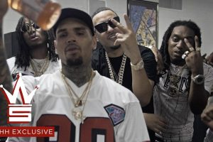 """French Montana """"Hold Up"""" Feat. Chris Brown & Migos (WSHH Exclusive – Official Music Video)"""