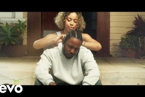 Kendrick Lamar – LOVE. ft. Zacari