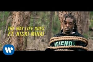 Lil Uzi Vert – The Way Life Goes Remix (Feat. Nicki Minaj) [Official Music Video]