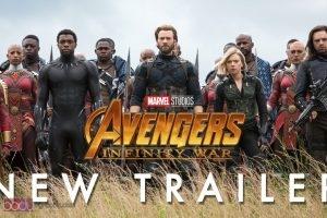 Marvel Studios Avengers: Infinity War Official Trailer