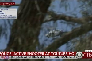 Police respond to active shooter at YouTube HQ