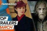 Top New Trailers – March 2018