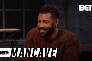 Deon Cole Did WHAT?… To A Blind Man? | BET's Mancave