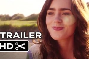 Love, Rosie Official Trailer #1 (2014) – Lilly Collins, Sam Claflin Movie HD