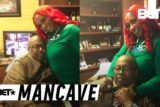 The Cussing Pastor Claps Back At Tank | BET's Mancave